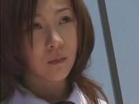 日本21歲處男初體驗!同居混血AV女優